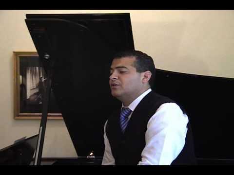 Gaston Rivero Tenor,  Ginastera Cancion al arbol del olvido