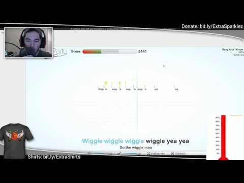 CaptainSparklez Karaoke Party Part 1