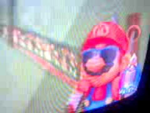 2de0e33a0b2 Super Mario Sunshine Sun Shades Glitch - YouTube