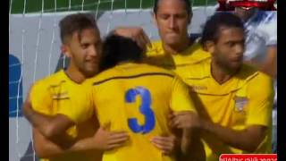 شاهد هدف أول فوز لطنطا على اسوان في الدوري الممتاز 22 سبتمبر 2016