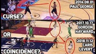 The NEW Derrick Rose CURSE   Untold Story of NBA   2018-19 season