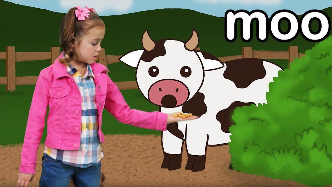 Download Vaca Muu   Aprenda Os Sons dos Animais!
