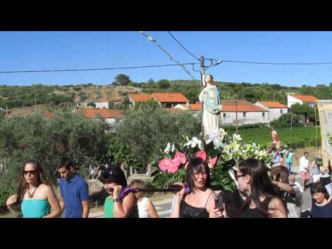 Procissao da Nossa Senhora da Piedade 2013 - freguesia Sebadelhe