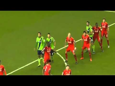Liverpool Vs Southampton 1-1 ~ All Goals & Highlights Premier League 2015