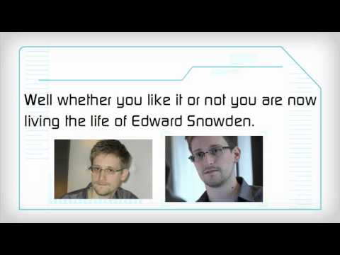 Edward Snowden & The Muckrakers - YouTube