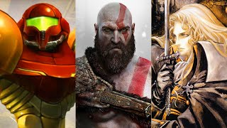 God Of War PS4's Surprising Inspirations