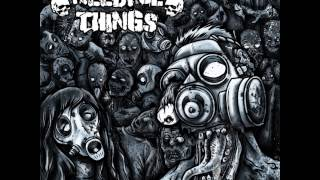 "Needful Things - Split 7"" w/ Compulsion To Kill [2014]"