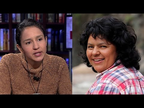 Part 2: Berta Cáceres' Daughter: US Military Aid Has Fueled Repression & Violence in Honduras