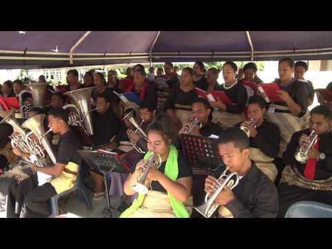 """Huufi Falelotu ko """"KAKAPA ATU"""".SUTT Havelu Tokelau.Tongatapu.KONGA 1."""