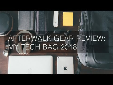 "Tech bag 2018 feat. Lenovo 17"" Passage Backpack"