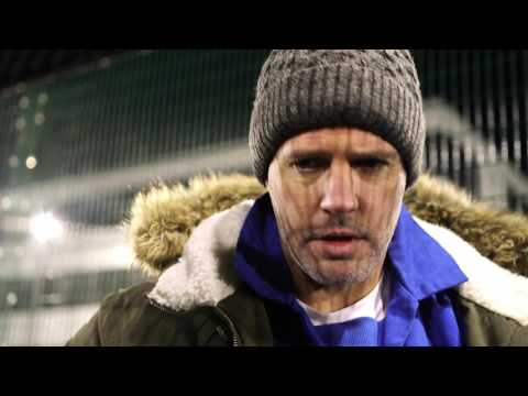 Suffolk Life Savers - Don't ignore the warning signs (football scene)