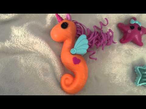 NEW Lalaoopsies sea horses review
