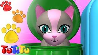 TuTiTu Animals | Animal Toys for Children | Cat
