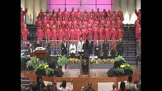 """Praise Him, Jesus Blessed Savior"" Fellowship Chorale"