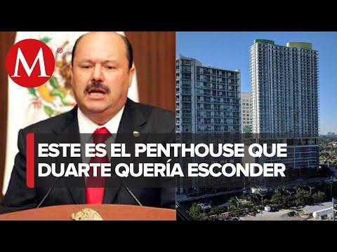 César Duarte se