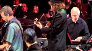 Gary Brooker - Old Brown Shoe - Concert for George Harrison.avi