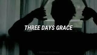 Three Days Grace - It's All Over / Subtitulado