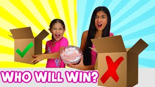 FIX THIS SLIME BUT USING THIS RANDOM BOX OF INGREDIENTS CHALLENGE!