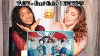 Baixar TWICE - Heart Shaker (Music Video)   REACTION