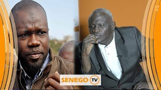 Gaston Mbengue sur Oussmane sonko   'C'est un petit qui doit   '