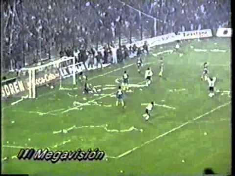 Copa Libertadores 1991, [Semifinal] Colo Colo  Boca Juniors (Vuelta)