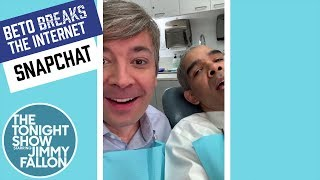 Beto O'Rourke and Obama Snapchat at the Dentist: Beto Breaks the Internet Ep. 3