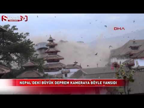 Just before the earthquake Basantapur Earthquake Nepal 2015 April 25