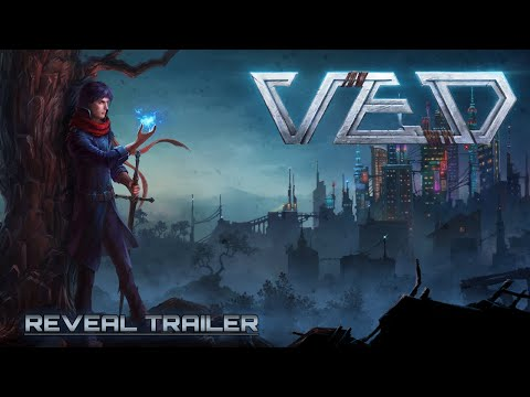 VED - Game Announcement Teaser [story-driven RPG]