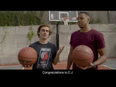 Best NBA Player Celebrations ft. Antoine Griezmann and CJ McCollum