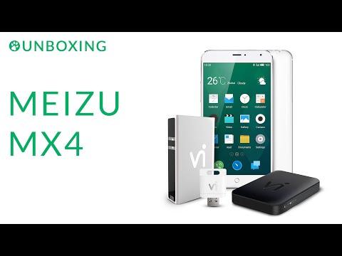 PhoneStation Meizu MX4 - Unboxing e primeiras impressões