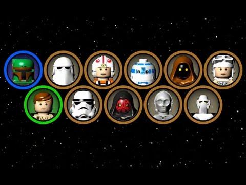 LEGO Star Wars 3 The Clone Wars RUS ENG L скачать