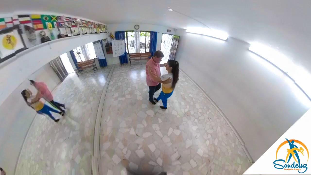 Clases de Baile Magistrales con Luz Ayde Moncayo