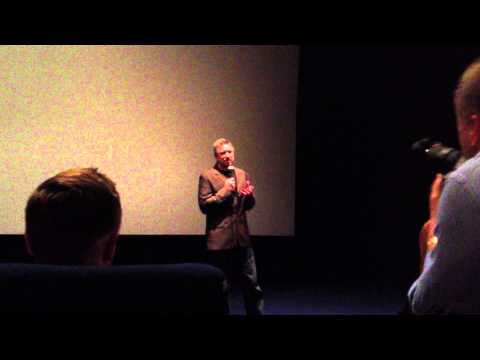 Alan Wilder Q&A at Empire Cinema, Copenhagen