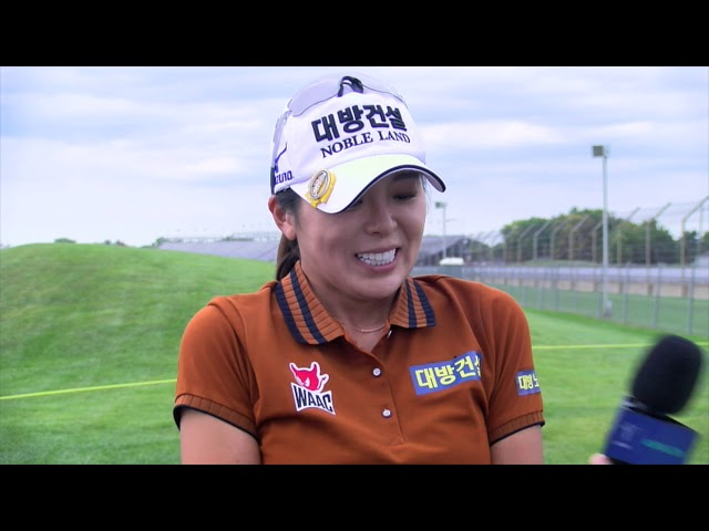 Mi Jung Hur Shoots 66 to Maintain Lead at 2019 Indy Women in Tech Championship