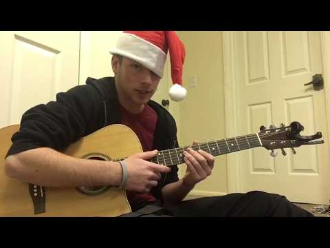 2 chords How to play every Christmas song ever.......probably