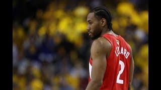 Kawhi Leonard Dominates Golden State Warriors In Game 4 (3Q MIX)   NBA Finals