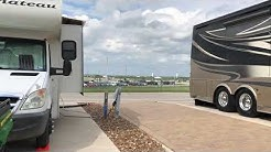 FROM THE RV PARK AT COTA  #circuioftheamericas