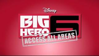 Kijk Making of  Big Hero 6 (engels) filmpje
