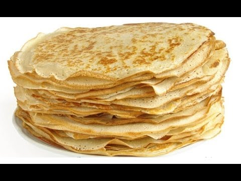 how to make russian pancakes