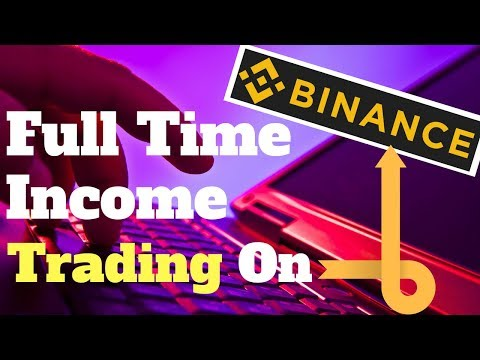 Make A Full Time Income Swing / Day Trading Using Binance & 3Commas