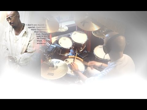 2Pac - Do For Love {Drum Cover} HD