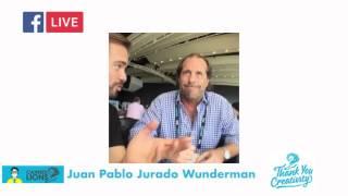 Juan Pablo Jurado de Wunderman Argentina en Cannes Lions 2016