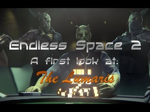 Endless Space 2 - A First Look at the Lumaris