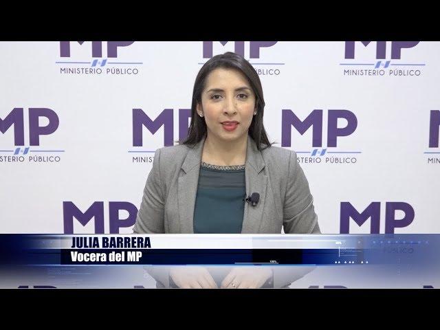 MP AL INSTANTE 03 DE DICIEMBRE 2019