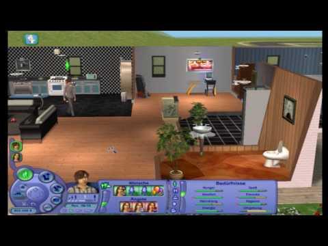 Let's Play Sims 2 [Part 24] John kann nicht kochen!!