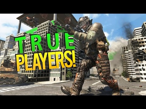 Call of Duty: Black Ops 2 - True Call of Duty Players |