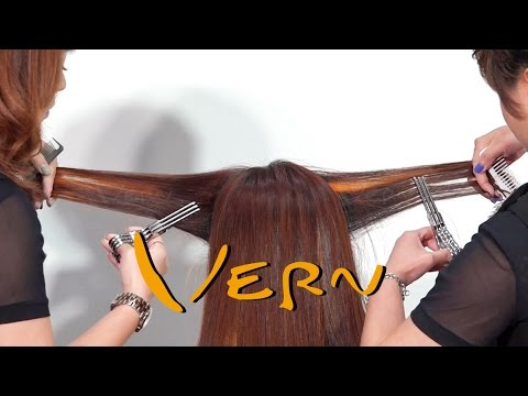Haircut Tutorial-Hairdresser Must-see hair fashion show-3 hairstyles makeover Vern Hairstyles 34