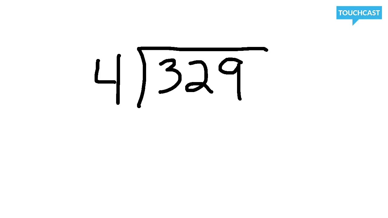 small resolution of 3 Digit by 1 Digit Division - YouTube
