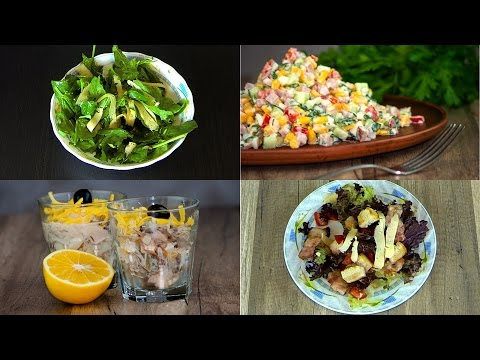 Top 4 Tasty Recipes Christmas Salad  | Best Tasty Resipes