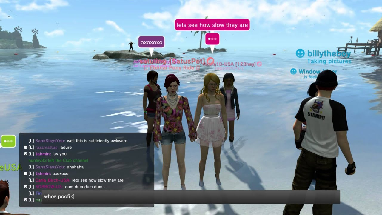 PlayStation Home - The final 6...